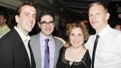 'Buyer & Cellar' Second Opening — Rob Berman — Jonathan Tolins — Claudia Shear — Abe Sylvia