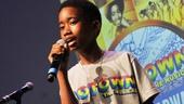 'Motown' at SoHo Apple Store— Raymond Luke Jr.