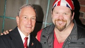 Kinky Boots- Mayor Mike Bloomberg- Daniel Stewart Sherman