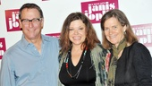 'A Night with Janis Joplin' Press Event — Michael Joplin — Mary Bridget Davies — Laura Joplin