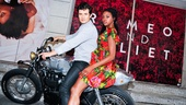 Romeo and Juliet - Marquee - Orlando Bloom - Condola Rashad