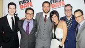 'First Date' Opening — Alan Zachary — Austin Winsberg — Zachary Levi — Krysta Rodriguez — Bill Berry — Michael Weiner