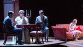'The Glass Menagerie' Show Photos — Zachary Quinto — Brian J. Smith — Cherry Jones — Celia Keenan-Bolger