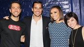Giuliana & Bill at 'First Date' — Zachary Levi — Bill Rancic — Giuliana Rancic — Krysta Rodriguez