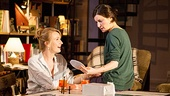 Halley Feiffer as Gretchen & Susan Pourfar as Laura in Women or Nothing