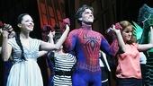 Justin Matthew Sargent Joins Spider-Man – Christina DeCicco – Justin Matthew Sargent – Rebecca Faulkenberry