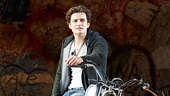 Orlando Bloom as Romeo in Romeo and Juliet