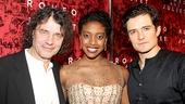 Romeo and Juliet – Opening Night – David Leveaux – Condola Rashad – Orlando Bloom