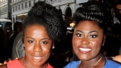 Romeo and Juliet – Opening Night – Uzo Aduba – Danielle Brooks