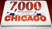 Chicago 7,000 – Cake