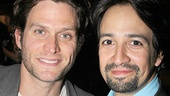 'The Glass Menagerie' Opening — Steven Pasquale — Lin-Manuel Miranda