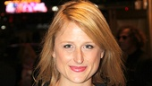 'The Glass Menagerie' Opening — Mamie Gummer