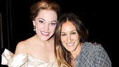 Sarah Jessica Parker and daughters at Cinderella – Laura Osnes – Sarah Jessica Parker