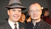 'Gentleman's Guide to Love & Murder' Press Day — Jefferson Mays — Darko Tresnjak