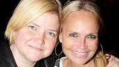 Kristin Chenoweth reunites with Big Fish musical director Mary Mitchell Campbell, who served as musical director for many of Chenoweth's concerts.