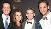 A Time to Kill – Opening Night – Jeff Croiter – Kate Wetherhead - Andrew Keenan-Bolger – Colin Hanlon