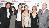 Fun Home Opening Night – Oskar Eustis – Mandy Hackett – Sam Gold – Jeanine Tesori – Lisa Kron – Patrick Willingham