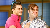 Wesley Taylor as Joshua Rose & Josh Lamon as Buddy in Little Miss Sunshine