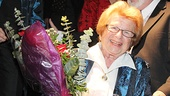 Becoming Dr. Ruth – Opening Night – Dr. Ruth Westheimer