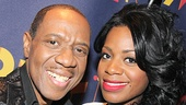 After Midnight opening night – Freddie Jackson – Fantasia Barrino