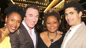 After Midnight opening night – Kissy Simmons – Patrick Page – Tonya Pinkins – son Myles