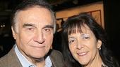 Murder For Two – Opening Night – Tony Lo Bianco - Paula Kaminsky Davis