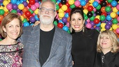 Little Miss Sunshine – Opening Night – Barbara Whitman – William Finn – Stephanie J. Block – Carole Rothman