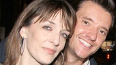 Gentleman's Guide opening night – Julia Murney – Jason Butler Harner