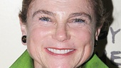 Tovah Feldshuh, who is currently wowing audiences in the Tony-winning revival of Pippin, beams on the red carpet.