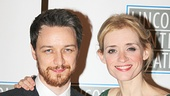 Macbeth – Opening Night – James McAvoy – Anne-Marie Duff