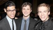 Macbeth – Opening Night – Ruy Iskandar – Tyler Lansing – Weaks – Nathan Stark