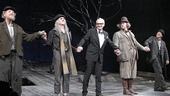 Waiting For Godot – Opening Night – Ian McKellen – Billy Crudup – Sean Mathias – Shuler Hensley – Patrick Stewart