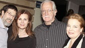 The Night Alive opening night  - Jim Steinberg – Lori Watson – Randal Myler – Catherine Curtin