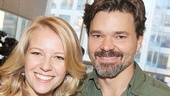 Bridges of Madison County – Meet and Greet – Whitney Bashor – Hunter Foster