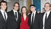 MTC Winter Gala 2014 - Simon Kafka - Fred Lassen - Laura Osnes - Larry Lelli - Pete Donovan