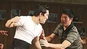 Reed Luplau, Cole Horibe, Peter Kim, Ari Loeb, Emmanuel Brown & Jon Rua in Kung Fu