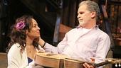 Lauren Valez as Yaz & Tony Plana as Agustin The Happiest Song Plays Last