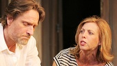Michael Laurence as Bo & Maddie Corman as Rachael in Appropriate