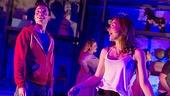Matt Doyle as Jasper & Allison Scagliotti as Gretchen in Jasper in Deadland