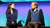 If/Then - Show Photos - PS - 3/14 - Idina Menzel - Anthony Rapp