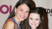 Violet Broadway opening - Sutton Foster - Emerson Steele