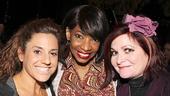 After Midnight - Backstage - OP - 4/14 - Marissa Jaret Winokur - Adriane Lenox - Faith Prince