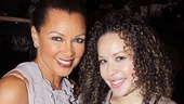 After Midnight - Backstage - OP - 4/14 - Vanessa Williams - Shelly Thomas