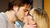 Keith Hines as Stefan & Rachel Moulton as Robyn in Sex Tips for Straight Women from a Gay Man