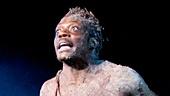 King Lear - Show Photos - PS - 7/14 - Steven Boyer - Jay O. Sanders - John Lithgow - Chukwudi Iwuji