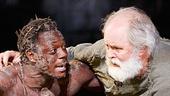 King Lear - Show Photos - PS - 7/14 - Chukwudi Iwuji - John Lithgow