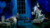 The cast of Finding Neverland