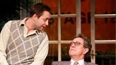 Vincent Kartheiser as Billy Wilder & Larry Pine as Raymond Chandler in Billy & Ray