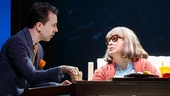 Honeymoon in Vegas - Show Photos - 12/14 - Rob McClure - Nancy Opel