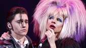 Hedwig and the Angry Inch - Show Photos - PS - 2/15 - -  John Cameron Mitchell -  Lena Hall